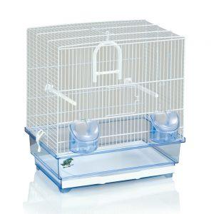 Exemple de cage hôpital pour perruche