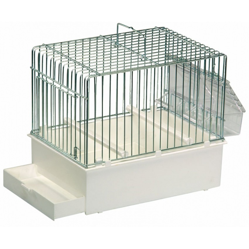 2gr cage de transport pour perruches et oiseaux exotiques 13 30. Black Bedroom Furniture Sets. Home Design Ideas