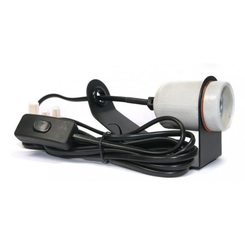 arcadia support c ramique pour ampoule solaire oiseaux 37 80. Black Bedroom Furniture Sets. Home Design Ideas