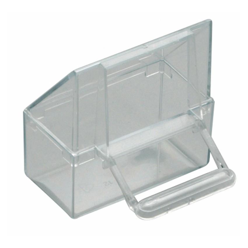 mangeoire italienne ext rieure en plastique transparent 0 32. Black Bedroom Furniture Sets. Home Design Ideas