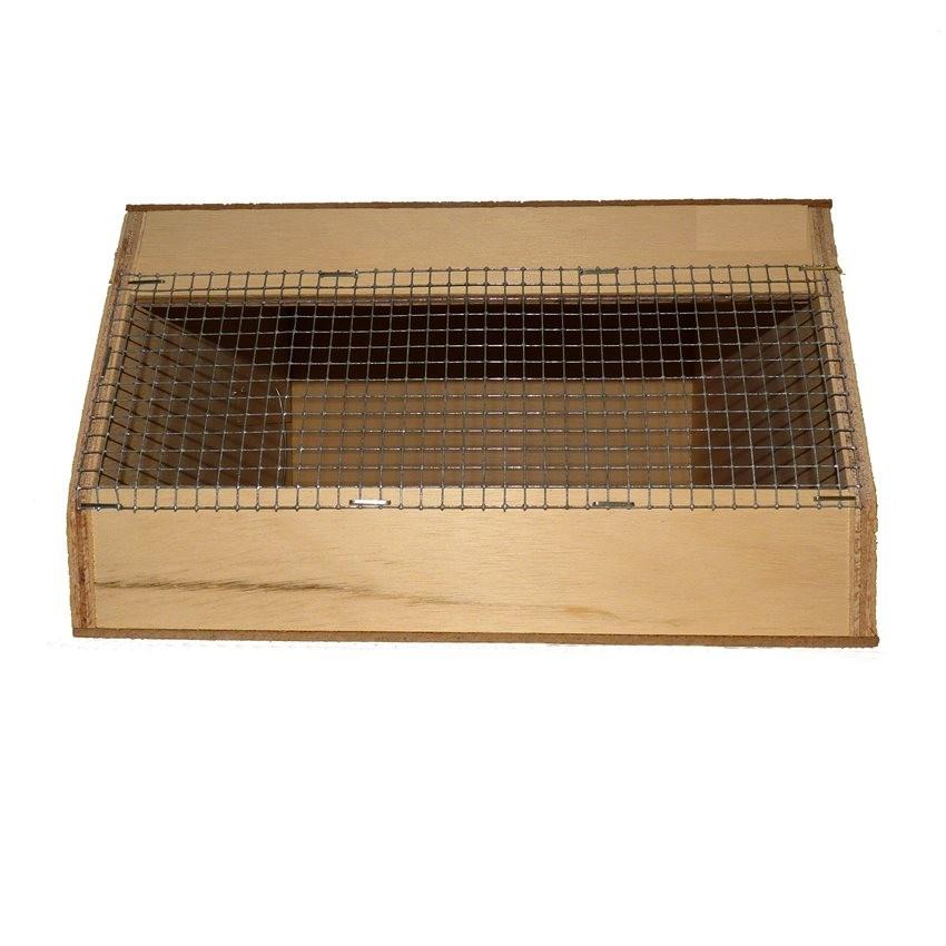 boite de transport en bois sabot pour perruches 14 50. Black Bedroom Furniture Sets. Home Design Ideas