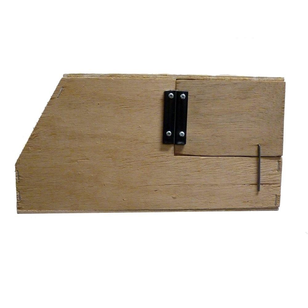 boite de transport en bois sabot deux compartiments pour perruches 24 00. Black Bedroom Furniture Sets. Home Design Ideas