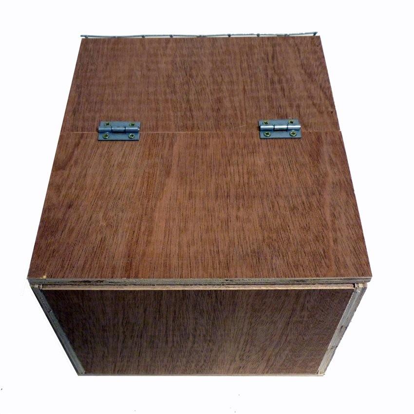 boite de transport en bois sabot pour grande perruche ou petit perroquet 15 50. Black Bedroom Furniture Sets. Home Design Ideas