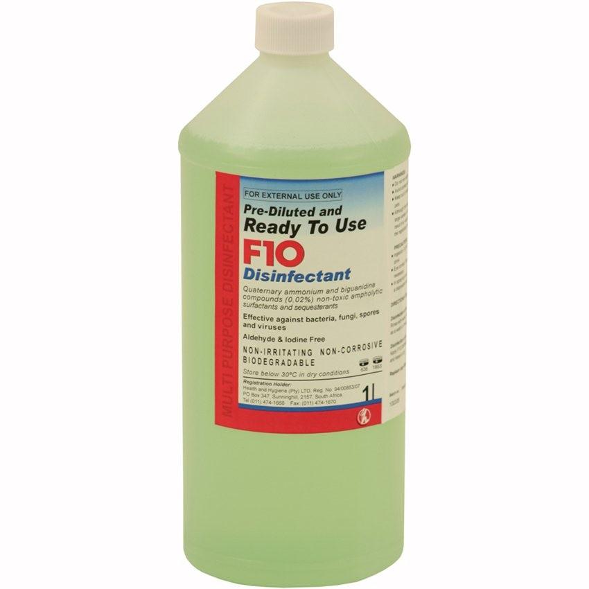 desinfectant f10