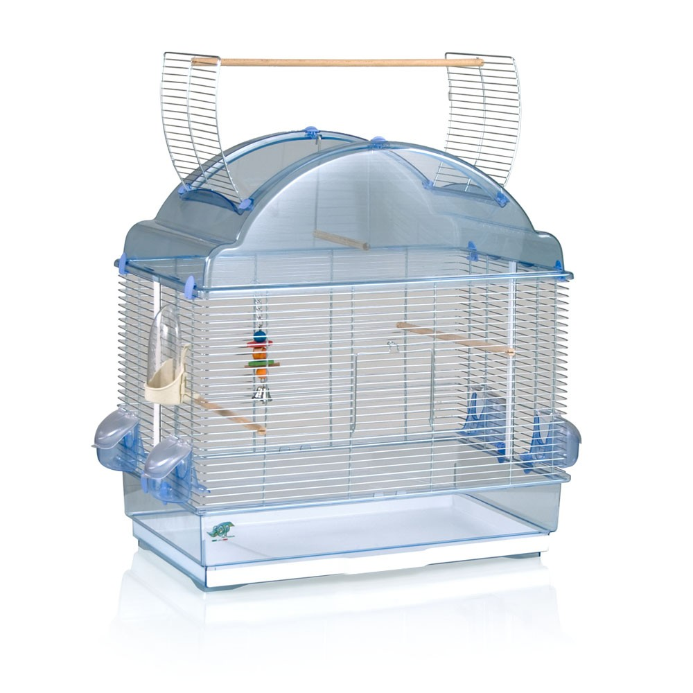 fop cage oiseaux olga zincata 55 96. Black Bedroom Furniture Sets. Home Design Ideas