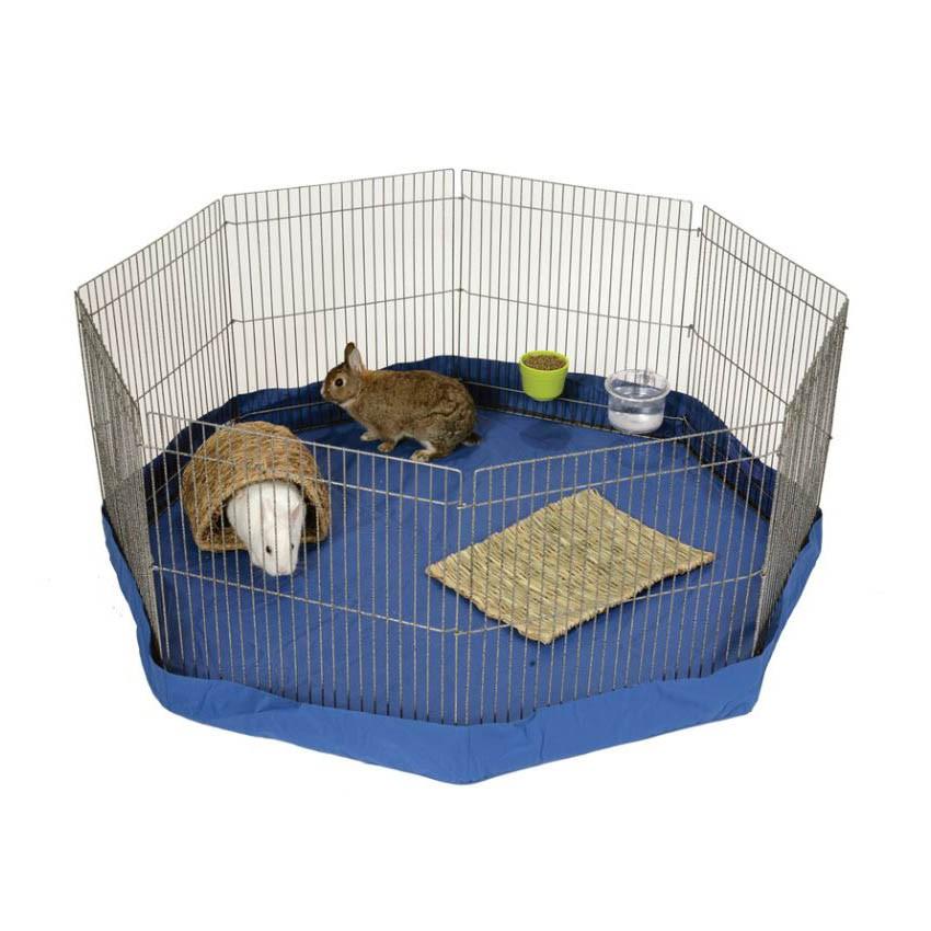 marshall parc modulable pour petits animaux 8 panneaux. Black Bedroom Furniture Sets. Home Design Ideas