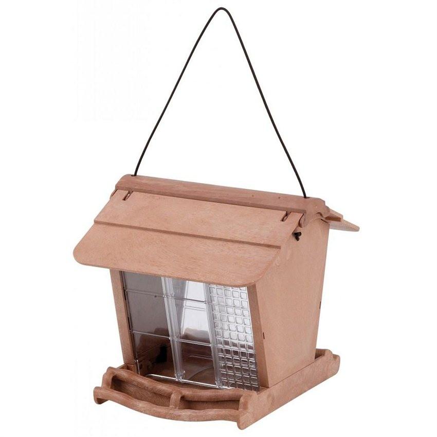 marchioro mangeoire en plastique jok 1 pour oiseaux du. Black Bedroom Furniture Sets. Home Design Ideas