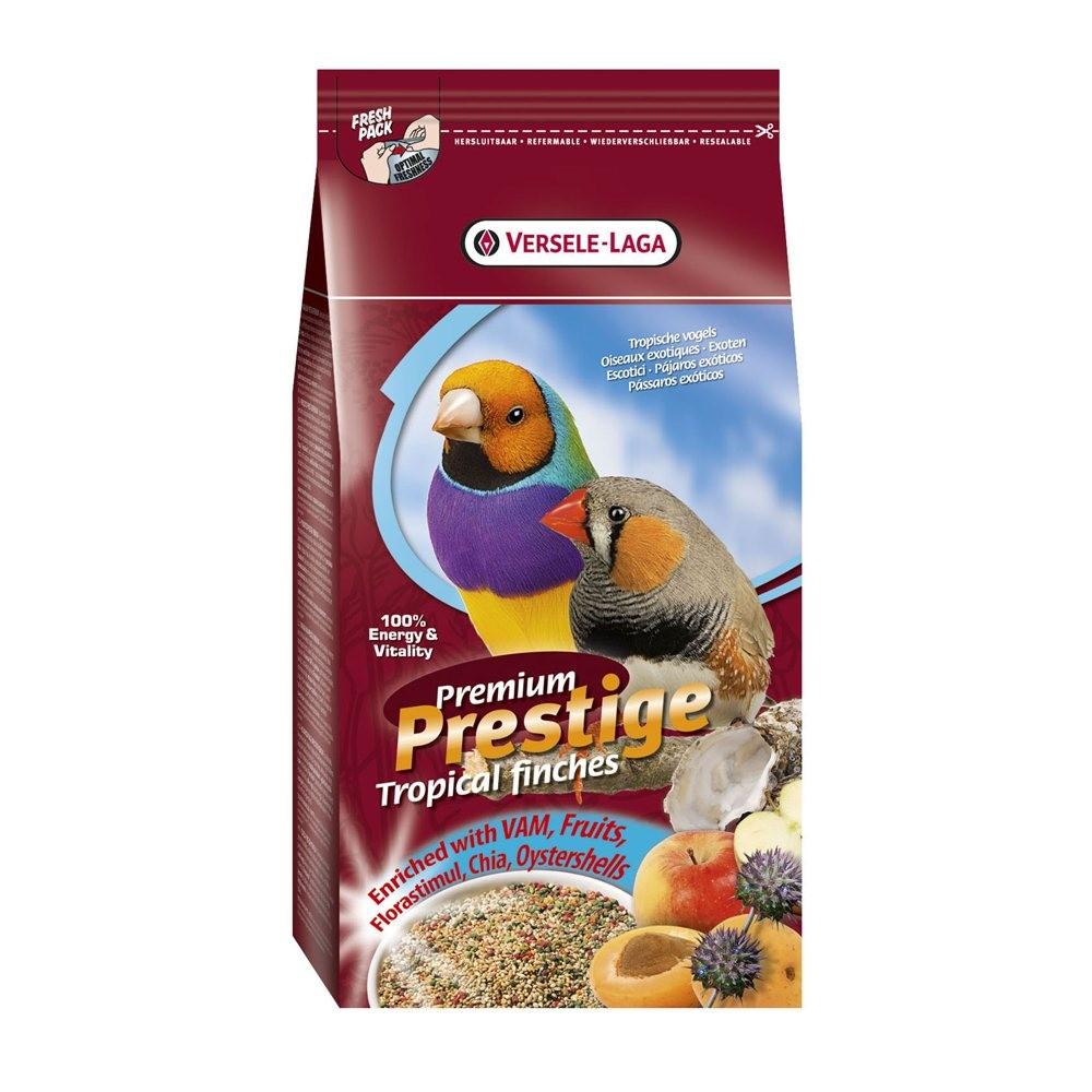 M lange de graines prestige premium oiseaux exotiques 1 - Distributeur de graines pour oiseaux ...