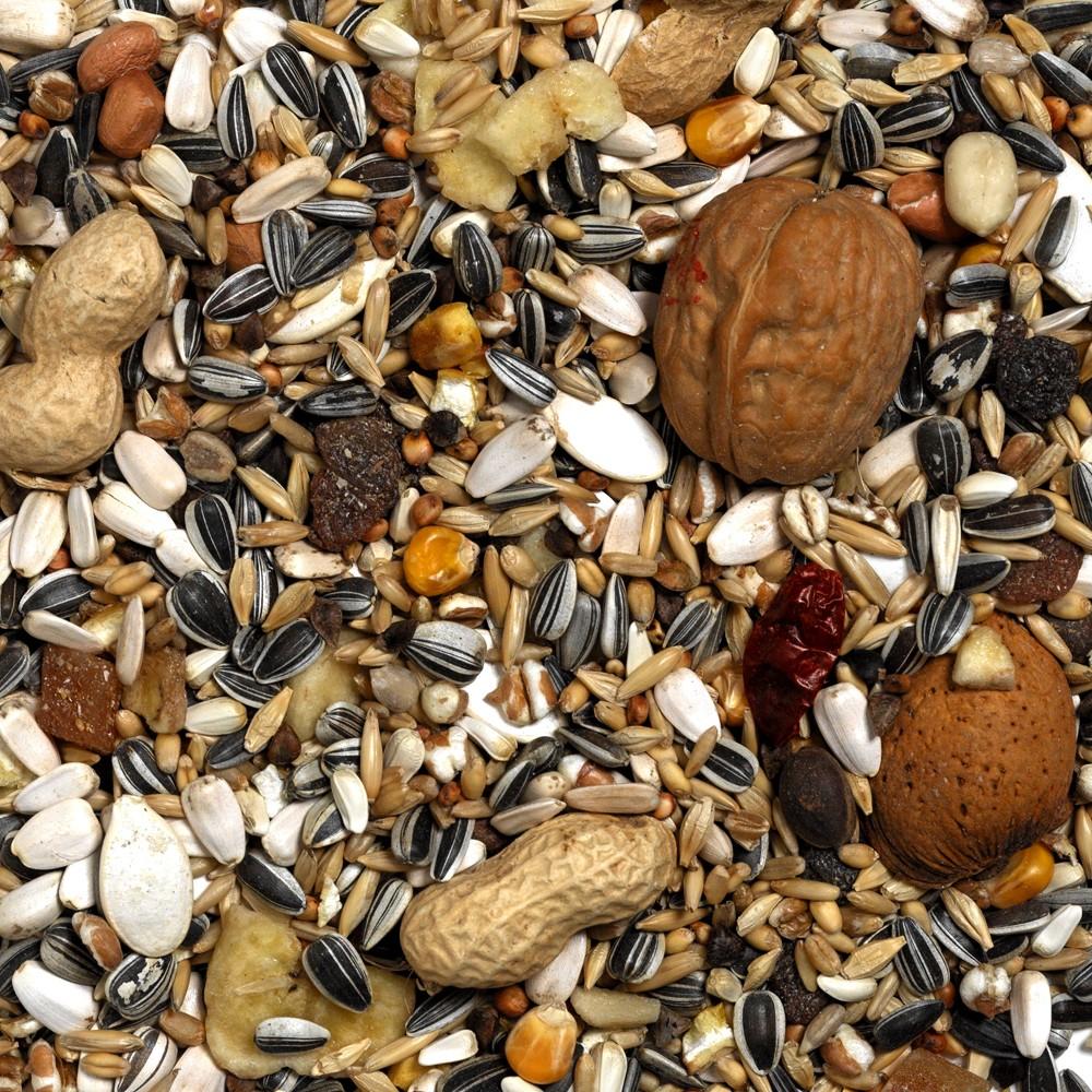 versele laga m lange de graines perroquet exotic nut mix 750 gr 5 49. Black Bedroom Furniture Sets. Home Design Ideas