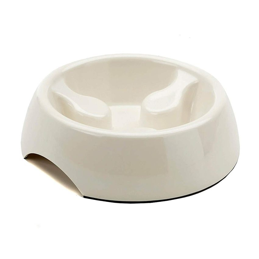 gamelle anti glouton pour chien slow down 18 cm 13 90. Black Bedroom Furniture Sets. Home Design Ideas