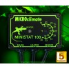 """Thermostat Reptile MICROCLIMATE """"On/Off"""" Ministat 100 - 100 W"""