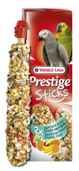 Versele Laga - 2 Sticks Perroquets Fruits Exotiques - 140 gr