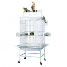 KING'S CAGES 2620P - Cage Petites et Grandes Perruches