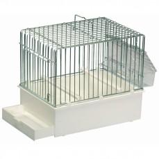 2GR - Cage de Transport pour Perruches et Oiseaux Exotiques
