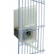Mangeoire Economique en Plastique pour Oiseaux Exotiques - 250 gr