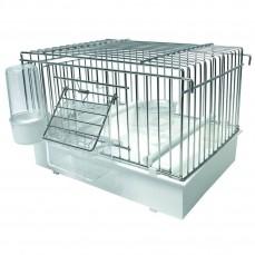 Cage de Nourrissage ou Cage de Sevrage pour Becs Droits