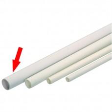 Perchoir Plastique Rainuré pour Perroquets 50 cm - Ø 22 mm