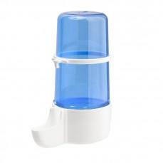 """Abreuvoir Fontaine Long luxe """"livorno"""" pour Barreaux Verticaux - 400 ml - bleu"""