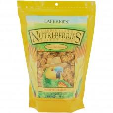 Lafeber - Nutri-Berries Garden Veggie aux Légumes 1,36 kg - Repas Complet pour Perroquets