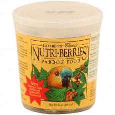 Offre Destockage - Lafeber - Nutri-Berries Classic 350 gr - Repas Complet pour Perroquets