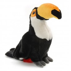 Anima - Peluche de Collection Toucan Toco - 25 cm