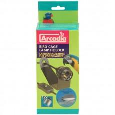 Arcadia - Support Céramique pour Ampoule Solaire Oiseaux