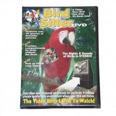 DVD Bird Sitter : Vidéo de Perroquets en Volière et Expériences d'Élevage