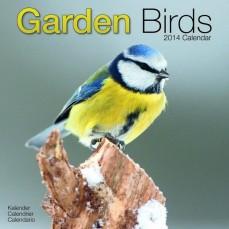 Calendrier 2014 - Les Oiseaux du Ciel