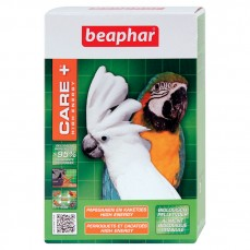 Beaphar - Granulés Care + High Energy pour Grands Perroquets et Grands Cacatoès - 1 kg