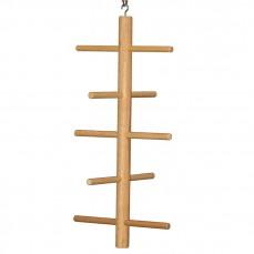 Arbre en Bois Multi Perchoirs pour Volière - Medium Ø 15 x h 30 cm