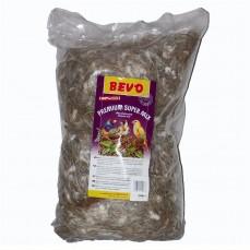 Bevo - Bourre Nid Super Mix (Sisal + Jute + Coton + Crin de Chèvre) - 500 gr