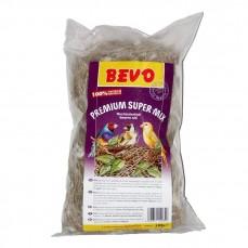 Bevo - Bourre Nid Super Mix (Sisal + Jute + Coton + Crin de Chèvre) - 100 gr