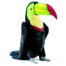 Hansa - Peluche de Collection Toucan - 37 cm