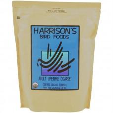 Harrison's - Adult Lifetime Coarse - Granulés Compressés Bio pour Perroquet - 2,27 kg