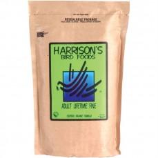 Harrison's - Adult Lifetime Fine 454 gr - Granulés Compressés Bio pour Perruche