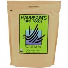 Harrison's - Adult Lifetime Fine 2,27 kg - Granulés Compressés Bio pour Perruche