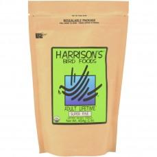 Harrison's - Adult Lifetime Superfine 454 gr - Granulés Compressés Bio pour Canaris et Jeunes Perruches