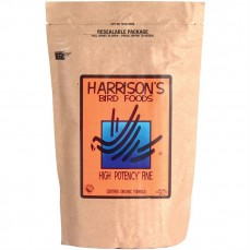 Harrison's - High Potency Fine 454 gr - Granulés Compressés Bio pour Perruches et Grandes Perruches