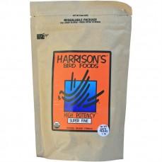 Harrison's - High Potency Superfine 454 gr - Granulés Compressés Bio pour Canaris et Jeunes Perruches