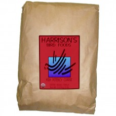 Harrison's - High Potency Coarse 11,3 kg - Granulés Compressés Bio pour Perroquet