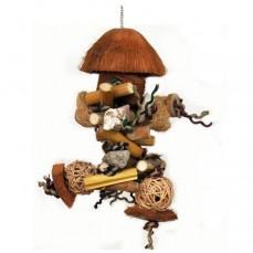 Petit Coconut - Jouet Perroquet