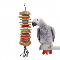 Colonne Java Large - Jouet perroquet