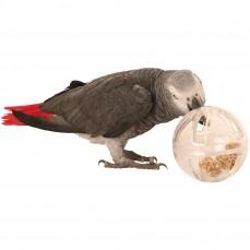 Balle de Foraging - Distributeur Alimentaire pour Perroquet