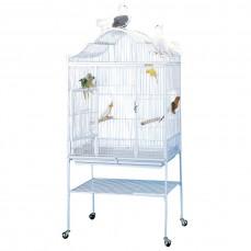 cage pour oiseaux exotiques et canaris. Black Bedroom Furniture Sets. Home Design Ideas