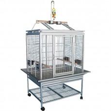 Cage Aluminium Perroquet KING'S CAGES - Modèle ACP3325