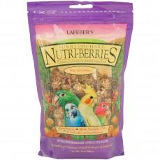 Lafeber - Nutri-Berries Sunny Orchard 284 gr - Repas Complet pour Petites et Grandes Perruches