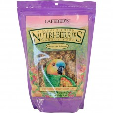 Lafeber - Nutri-Berries Sunny Orchard 1,36 kg - Repas Complet pour Perroquets