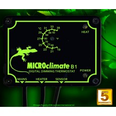 """Thermostat Reptile MICROCLIMATE """"Dimming"""" B1"""