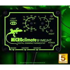 """Thermostat Reptile MICROCLIMATE """"Dimming"""" B1MEHT  Haute Température (Jour/Nuit)"""