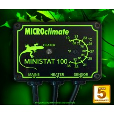 "Thermostat Reptile MICROCLIMATE ""On/Off"" Ministat 100 - 100 W"